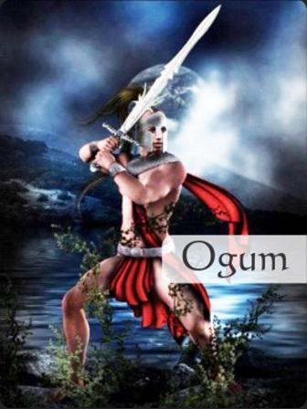 Ogum - God of Iron