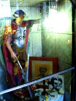 Saint Michael the Archangel and Saint Anastasia