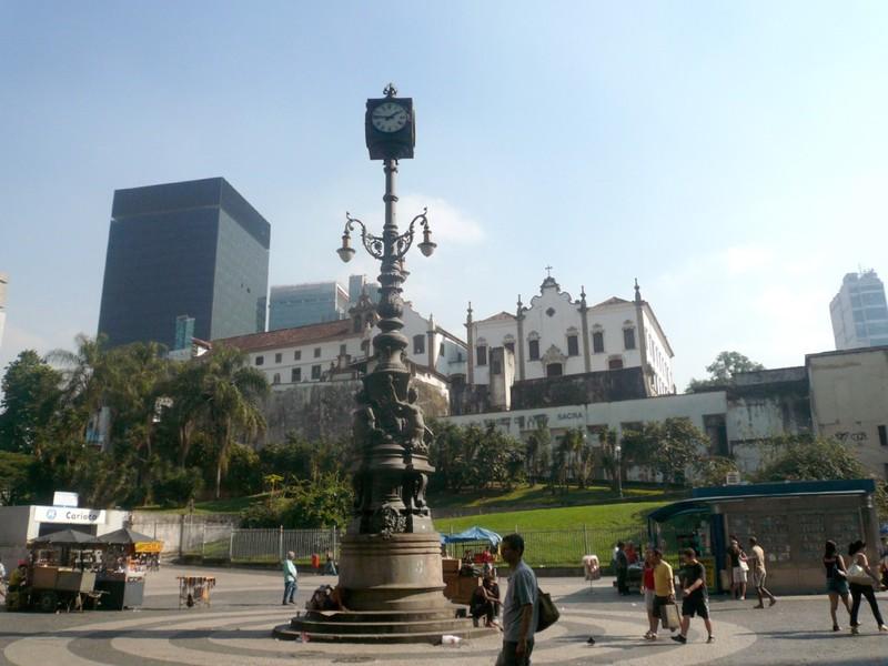 Largo da Carioca, 2008
