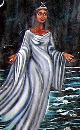 Iemanjá - Goddess of the Sea