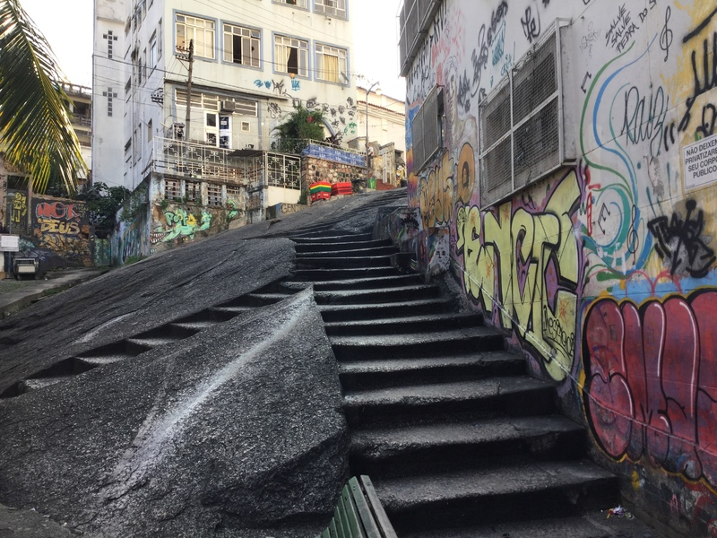The Birthplace of Samba